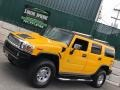 Hummer H2 SUV Yellow photo #16