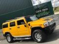 Hummer H2 SUV Yellow photo #17