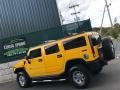 Hummer H2 SUV Yellow photo #18