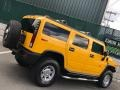 Hummer H2 SUV Yellow photo #19