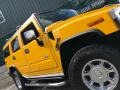 Hummer H2 SUV Yellow photo #22