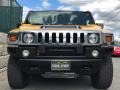 Hummer H2 SUV Yellow photo #25