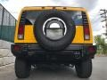 Hummer H2 SUV Yellow photo #28