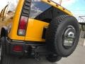 Hummer H2 SUV Yellow photo #29