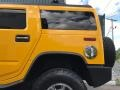 Hummer H2 SUV Yellow photo #34