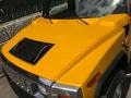 Hummer H2 SUV Yellow photo #36