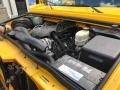 Hummer H2 SUV Yellow photo #92