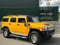 Hummer H2 SUV Yellow photo #96