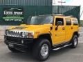 Hummer H2 SUV Yellow photo #97