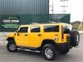 Hummer H2 SUV Yellow photo #98