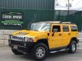 Hummer H2 SUV Yellow photo #99