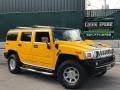 Hummer H2 SUV Yellow photo #101