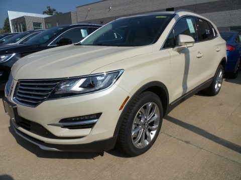 Ivory Pearl 2018 Lincoln MKC Select