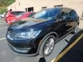 Lincoln MKX Reserve AWD Black Velvet photo #1