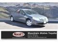 Pontiac G6 Value Leader Sedan Dark Steel Gray Metallic photo #1