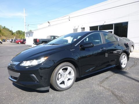 Mosaic Black Metallic 2018 Chevrolet Volt LT