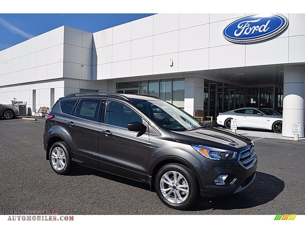 2018 Ford Escape Se In Magnetic A06756 All American
