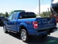Ford F150 STX SuperCrew 4x4 Lightning Blue photo #3
