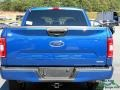 Ford F150 STX SuperCrew 4x4 Lightning Blue photo #4