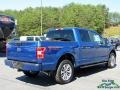 Ford F150 STX SuperCrew 4x4 Lightning Blue photo #5