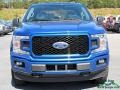 Ford F150 STX SuperCrew 4x4 Lightning Blue photo #8