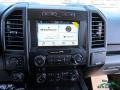 Ford F150 XLT SuperCrew 4x4 Lightning Blue photo #19
