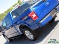 Ford F150 XLT SuperCrew 4x4 Lightning Blue photo #31