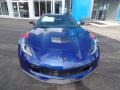Chevrolet Corvette Grand Sport Coupe Admiral Blue photo #2
