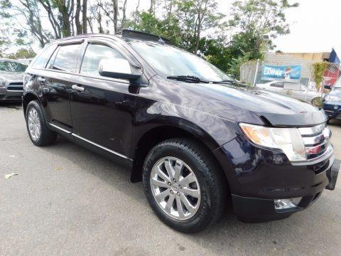 Black 2007 Ford Edge SEL Plus AWD