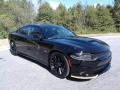 Dodge Charger R/T Scat Pack Pitch Black photo #4