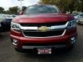 Chevrolet Colorado LT Extended Cab 4x4 Cajun Red Tintcoat photo #2