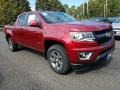 Chevrolet Colorado Z71 Crew Cab 4x4 Cajun Red Tintcoat photo #1