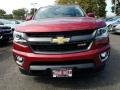 Chevrolet Colorado Z71 Crew Cab 4x4 Cajun Red Tintcoat photo #2