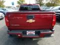 Chevrolet Colorado Z71 Crew Cab 4x4 Cajun Red Tintcoat photo #5