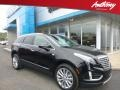 Cadillac XT5 Platinum AWD Stellar Black Metallic photo #1