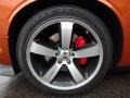 Dodge Challenger SRT8 392 Toxic Orange Pearl photo #9