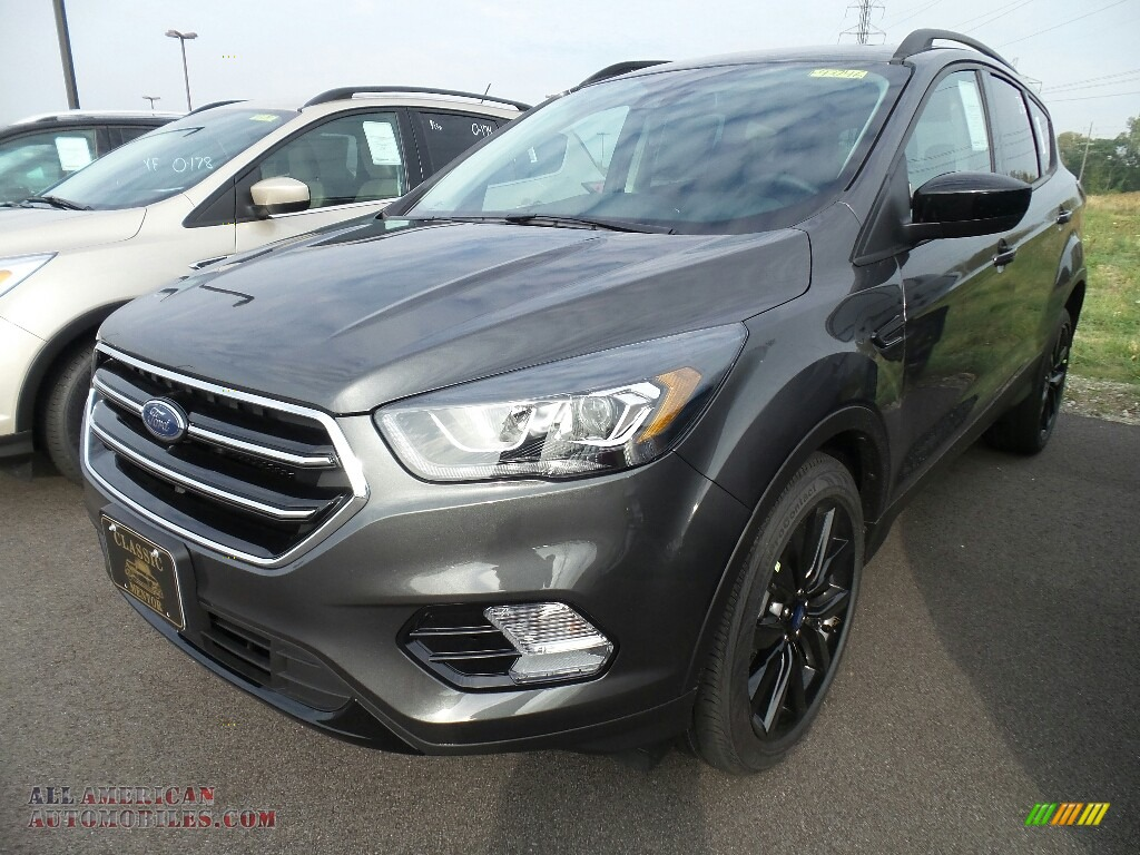 2018 Ford Escape Se In Magnetic For Sale A19219 All