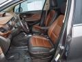 Buick Encore Leather Cocoa Silver Metallic photo #8