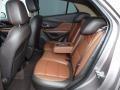 Buick Encore Leather Cocoa Silver Metallic photo #9