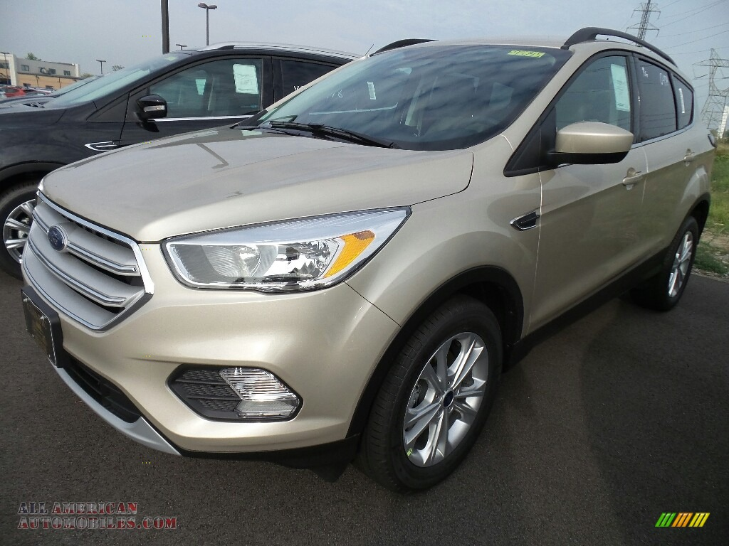 2018 Ford Escape Se In White Gold A19218 All American