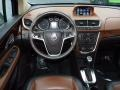 Buick Encore Leather Cocoa Silver Metallic photo #13