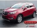 Buick Encore Preferred II Winterberry Red Metallic photo #1