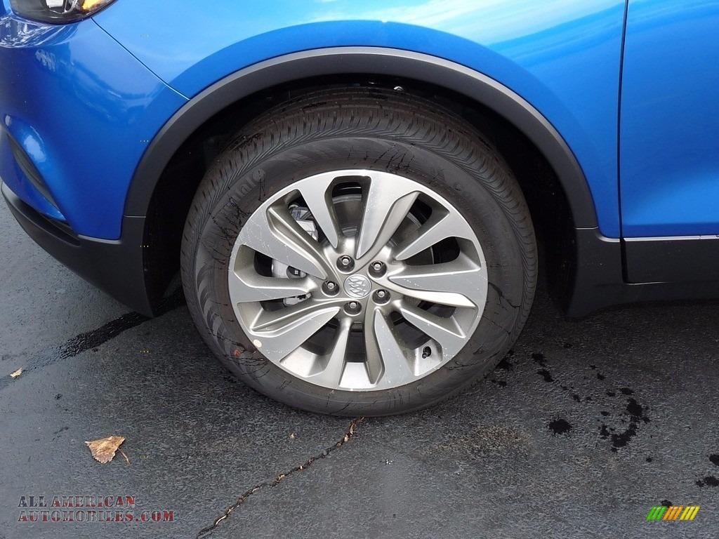 2018 Encore Preferred AWD - Coastal Blue Metallic / Ebony photo #5