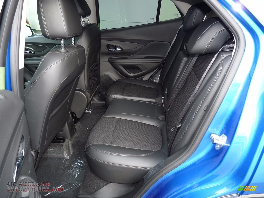 2018 Encore Preferred AWD - Coastal Blue Metallic / Ebony photo #7