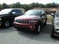 Jeep Grand Cherokee Laredo 4x4 Velvet Red Pearl photo #1