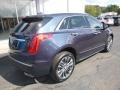 Cadillac XT5 Premium Luxury AWD Harbor Blue Metallic photo #4