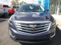 Cadillac XT5 Premium Luxury AWD Harbor Blue Metallic photo #8