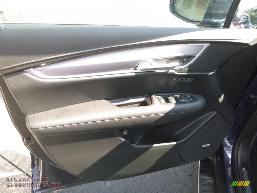 2018 XT5 Premium Luxury AWD - Harbor Blue Metallic / Jet Black photo #14