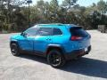 Jeep Cherokee Trailhawk 4x4 Hydro Blue Pearl photo #3