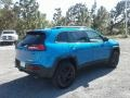 Jeep Cherokee Trailhawk 4x4 Hydro Blue Pearl photo #5
